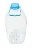 Bouteille d'eau avec la poignée Photographie stock libre de droits