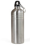 Bouteille d'eau réutilisable Photos stock