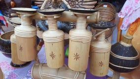 Bouteille d'eau traditionnelle Image libre de droits