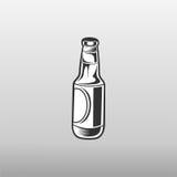 Bouteille de boissons Images libres de droits