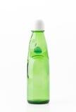 Bouteille de boissons sur le blanc Image libre de droits