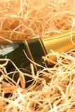 Bouteille de Champagne photo stock