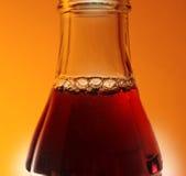 Bouteille de coke Images libres de droits