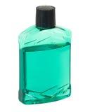 Bouteille de lotion après-rasage Images stock