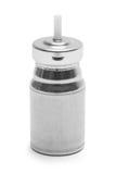 Bouteille de médecine d'inhalateur Image libre de droits