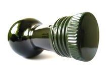 bouteille de pétrole d'Encore-durée image stock