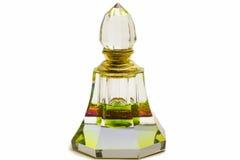 Bouteille de parfum Image libre de droits