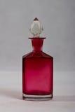 Bouteille de parfum antique 1800 - 1830 Photo libre de droits