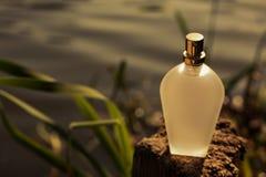 Bouteille de parfum normale Photo stock