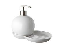 Bouteille de savon liquide Image stock