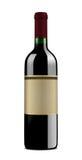 Bouteille de vin - XL Photo stock