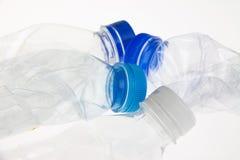 Bouteille en plastique images libres de droits