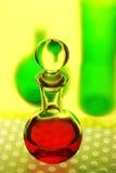 Bouteille en verre Image libre de droits