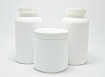 Bouteille médicale Photographie stock
