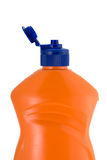 Bouteille orange Image stock