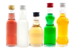 Bouteilles Image stock