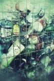 bouteilles Photo libre de droits