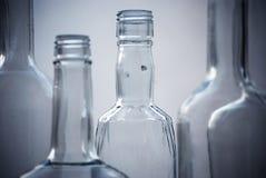 bouteilles Image libre de droits