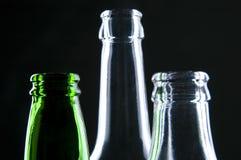 bouteilles Photos stock