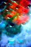 Bouteilles brouillées Image stock