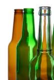 Bouteilles de bière Image libre de droits