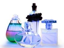 Bouteilles de parfum photos libres de droits