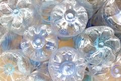 Bouteilles en plastique image libre de droits