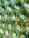 Bouteilles en verre Photos libres de droits