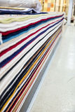Boutique arabe de tapis Image stock