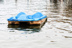 Boutique boat Stock Photo