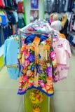 Boutique d'un kidswear Photo libre de droits