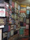 Boutique dans la ville de Candem Photographie stock