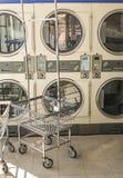 Boutique de blanchisserie photo libre de droits