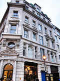 Boutique de Burberry à Londres, Angleterre Image stock