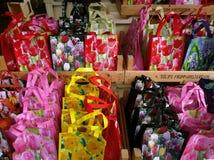 Boutique de cadeaux à Amsterdam Photographie stock