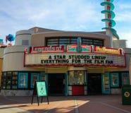 Boutique de cadeaux aux studios de Hollywood de Disney image stock