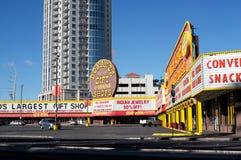 Boutique de cadeaux, Las Vegas, Nevada Photo stock