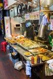 Boutique de cuisinier dans Kowloon, Hong Kong Photographie stock libre de droits