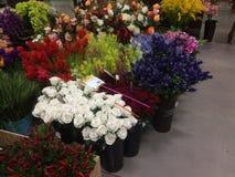 Boutique de fleurs photo libre de droits
