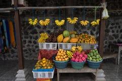 Boutique de fruit Image stock