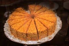 Boutique de gâteaux Photos libres de droits