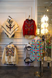 Boutique de la ropa Fotos de archivo