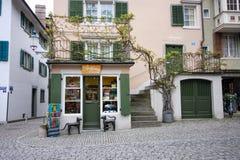 Boutique de Lea Kray Joyjewels en Zurich Foto de archivo libre de regalías