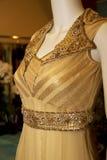 Boutique de los vestidos y de los accesorios de la moda de las mujeres Imágenes de archivo libres de regalías