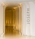Boutique de luxe de mode de Joseph dans des Frances de Paris photo libre de droits