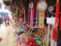 Boutique de marché en plein air Photo libre de droits