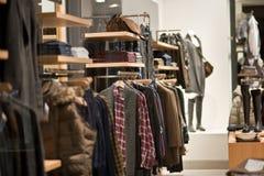 Boutique de mode Photos libres de droits