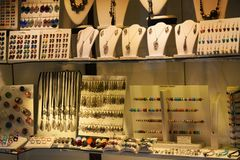 Boutique de Murano à Venise, Italie Images stock