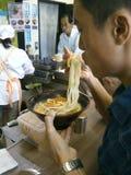 Boutique de nouille de ramen du Japon Image libre de droits