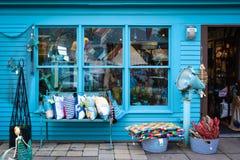 Boutique de Provincetown, Cape Cod Photo stock